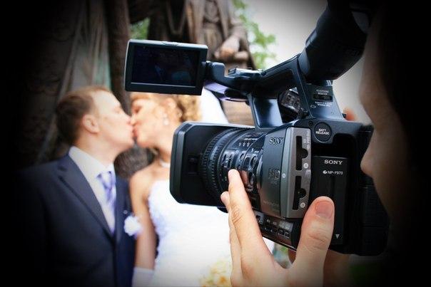 Видеооператоры и свадебная видеосъемка